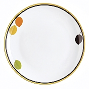 Rachael Ray Dinner Plates Little Hoot Set Of 4