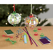 Very Merry Christmas Ornament Kit