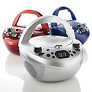 Coby Portable Cd Player