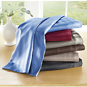 Microfiber Damask Sheet Set
