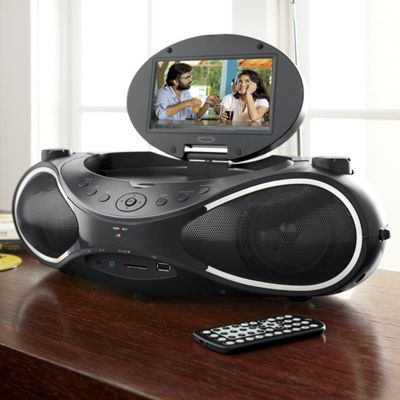 Portable Dvd cd Player 1