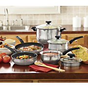 ginny s brand 8 pc stainless steel cookware