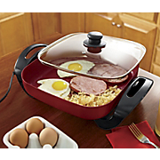 deni 4 qt electric skillet