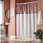 Clearview Shower Curtain