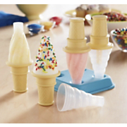 set of 4 ice cream pop molds