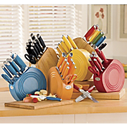 11Pc Fiesta Cutlery Set