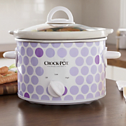 2 5 qt dots crock pot slow cooker