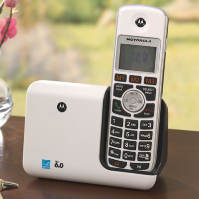 Motorola Dect Phone and Additional Handset