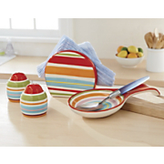 happy stripe table accessories