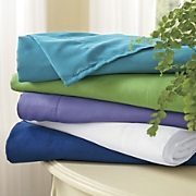 bright microfiber sheet set