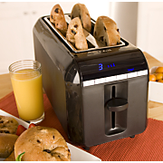 T Fal Digital 4 Slice Toaster