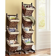 seagrass 4 basket tower