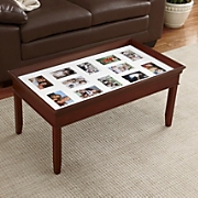 picture coffee table