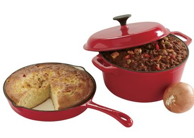 3Pc Cast Iron Starter Set