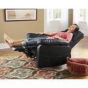 over stitched recliner