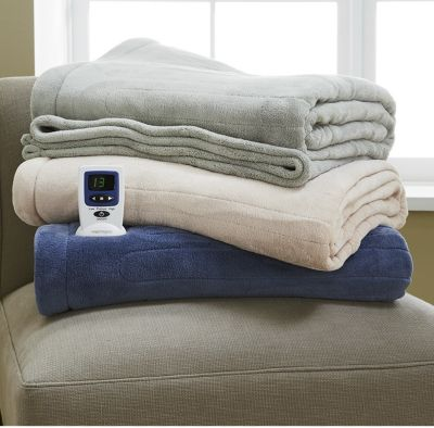 Electric Blanket Micro Plush