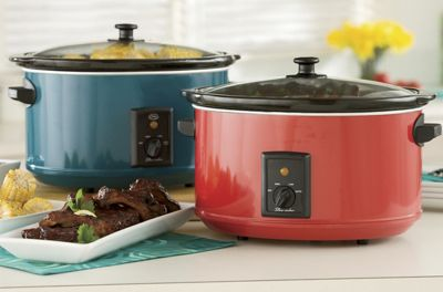 Gb 85Qt Red Slow Cooker