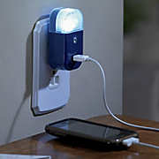 Usb Night light And Charger