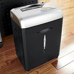 12 Sheet Aurora Crosscut Shredder