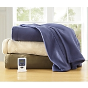 Fleece Heated Blanket 1