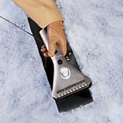 Heated Ice Scraper With Light And Telescoping Handle