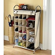 shoe storage rack