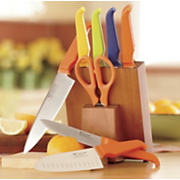 Rachael Ray 10-Piece Knife Block Set