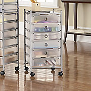 6 drawer cart