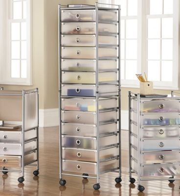 13 drawer cart