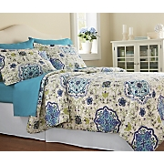 heritage oversized reversible bedding