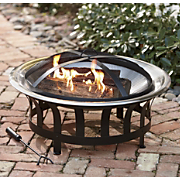 stainless steel firepit 3