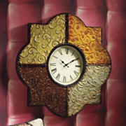 Clock Large Moroccan