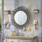 Sconce Set Neptune In Champagne Metal