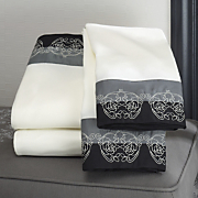 Sheets Majesty Embroidered