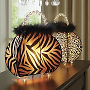 Lamp Queen Of The Jungle Purse