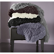 Throw Indulgence Faux Fur