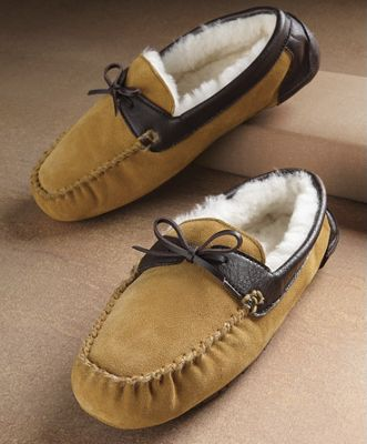 Mens Driving Moccasin