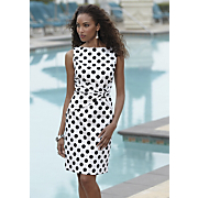 Sheath Polka Dot