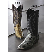 Snakeprint Boot By Laredo
