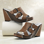 Classique Wedge Color Block