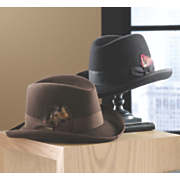 Wool Felt Homburg