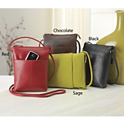 Mini Pouch Leather Bag