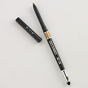 m vie Gold Shimmer Waterproof Eye Liner With Smudger