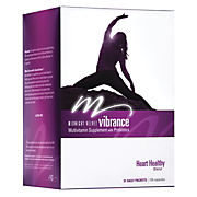 Healthy Heart 31 day Midnight Velvet Vibrance Vitamin and Supplement Packs