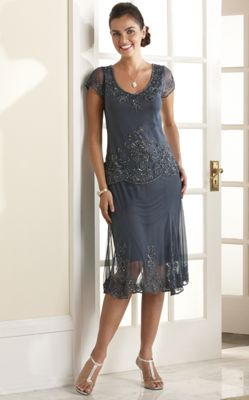 Cristelle Beaded Dress