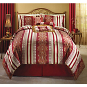 La Roux Bedding And Window Treatments