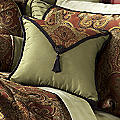 Aramis Square Pillow