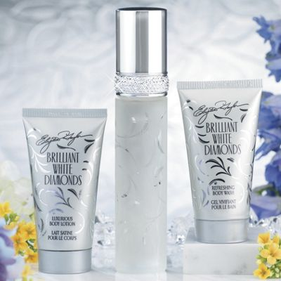Brilliant White Diamonds Fragrance Set