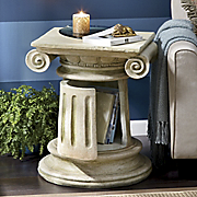 Artemis Storage End Table