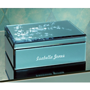 Etched Personalized Box